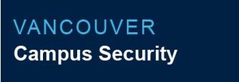 Campus Security - UBC Point Grey